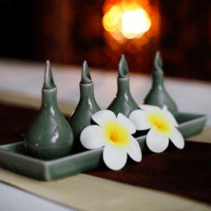 Masaż tajski olejkami aromatycznymi